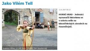články Vilém Tell