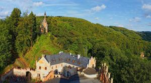 pohled hrad